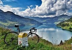 Cormet de Roselend. (Alexandre Zulu) Tags: cycling bike biketrip alpes france frança hautealpes roselend cormetderoselend specialized specializedsworks sony rx100 rx100ii