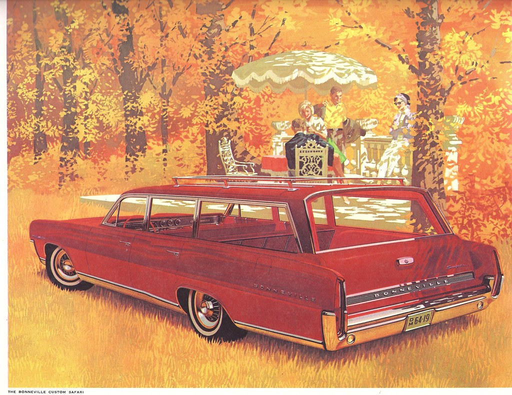 The Worlds Newest Photos Of Bonneville And Safari Flickr Hive Mind 1960 Pontiac Station Wagon 1964 Hugo 90 Tags Auto Car Ads Advertising