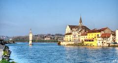 Seyssel en Haute Savoie et le Rhne (nicphor) Tags: river rhne savoie paysage ville haute fleuve