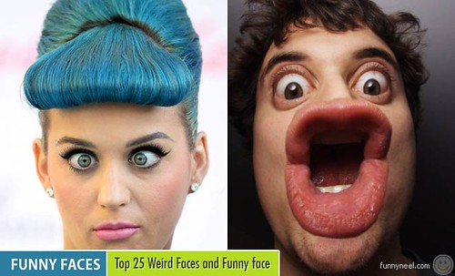 Weird Faces In The World 1