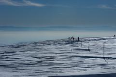 On top of Balkan ridge () Tags: winter mountain nature trekking bulgaria mountaineering snowfields balkan winterlandscape winterbeauty   botev  thebalkan centralbalkannationalpark   mtbotev