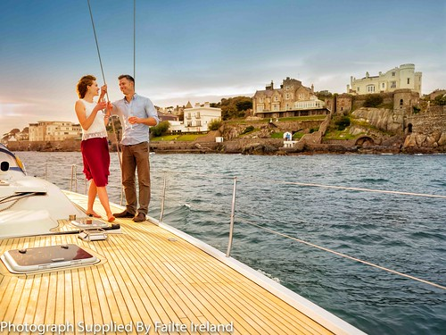 Dalkey Island  Colimore Harbour