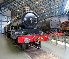 NRM (DarloRich2009) Tags: york yorkshire northyorkshire nrm nationalrailwaymuseum lodestar gwr greatwesternrailway churchward nrmobjectnumber{19787027}