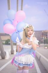 Kotori Minami (Leo-Jh) Tags: nikon cosplay d750 kotori lovelive