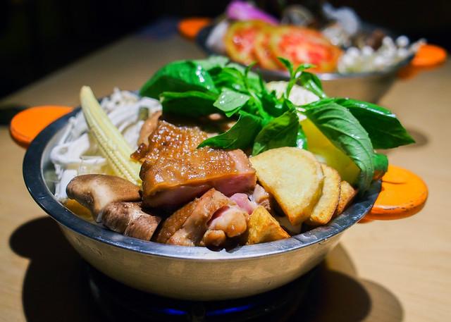 新北 板橋–(分享)多元口味小火鍋–鬼椒一番麻辣小火鍋