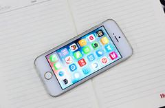 DSC01206 (Xia Zuoling) Tags: apple verizon iphone 5s 手机 苹果 a1533 ios9 三网