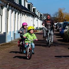 _76A0898 (doevos) Tags: bike papa fiets fietsers monnickendam nieuwezijdsburgwal