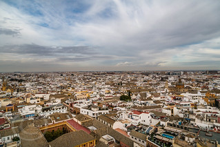 Seville Jan 2016 (5) 671 - The view from La Giralda, the Cathedral tower