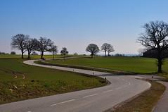 In Kurven an die Ostsee (timmendorf1) Tags: ostsee kurven strase
