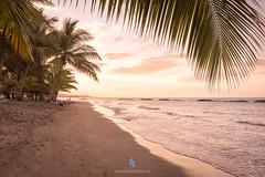 postcard (DominiquePelletier.ca) Tags: sunset vacation beach san paradise dusk bahia dominicaine riosanjuan republicpuerto principedominican platario juanespaillatrpublique