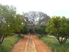 Stone Drain (RobW_) Tags: stone march farm saturday drain western cape paarl 2016 simondium babylonstoren 05mar2016