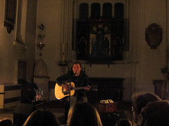 2016-04-11_FallonPancras1 (Ungry Young Man) Tags: uk england london church concert live gig acoustic session konzert gaslight anthem gaslightanthem horriblecrows