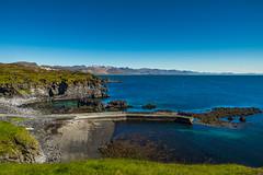 Hellnar (jdelrivero) Tags: costa is iceland snfellsnes geologia paises hellnar