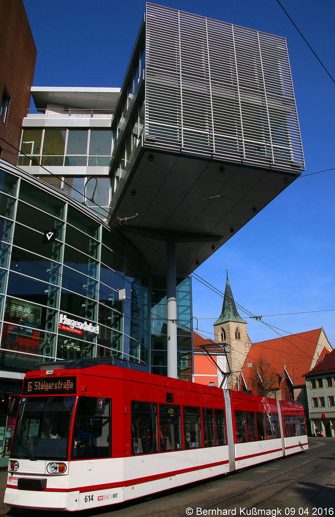 The Worlds Most Recently Posted Photos Of Erfurt And Tramwaj