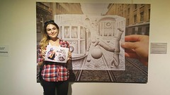 Photos from Fans and Visitors - Ben Heine Solo Exhibitions in Russia #benheinerussia (Ben Heine) Tags: show girls woman news art girl beauty pose photography sketch video colorful photographie russia drawing moscow creative exhibition dessin event exposition series fans visitors omsk moscou itinerant selfy selfie  tyumen  soloexhibition selfies arkhangelsk    benheineart pencilvscamera instagram expomania moscowplanetarium   benheinerussia