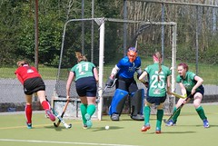 Brenda, Ellie, Sinead and Clare in action for Greenfields (Greenfields Hockey Club) Tags: hockey cork connacht quins harlequins greenfields dangan ihl irishhockeyleague greenfieldshockeyclub irishhockey connachthockey hockeygalway corkharlequins