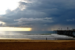 DSC_2719 (Eleu Tabares) Tags: california sea sky storm beach water clouds outdoor pacificocean pismo