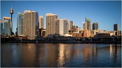 Sydney . Darling Harbour (:: Blende 22 ::) Tags: blue sky tower water skyline market harbour sydney australia bluesky newsouthwales darlingharbour australien eastcoast ef24105mmf4lisusm canoneos5dmarkii