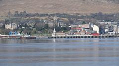 Dunoon Pier from the Cyde (Russardo) Tags: ferry scotland clyde pier mac cal calmac caledonian dunoon macbrayne