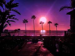 manhattan beach sunset (kathyrodriguez2) Tags: sunset manhattanbeach