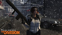 The Division (alexandriabrangwin) Tags: world street new york city winter urban hk snow cold car weather tom computer pose dead 3d graphics order rifle goggles police nypd gear maintain secondlife virtual backpack everyone division g3 left virus survival cgi ruined wasteland clancy contamination seige looters alexandriabrangwin