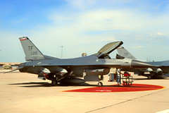 84-1215 TF. Photo by Keith Snyder. (Gerrit59) Tags: f16c
