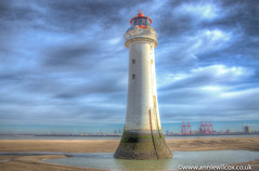 New Brighton Lighthouse, Merseyside (anniew69) Tags: uk greatbritain sea england lighthouse building beach nature ecology liverpool blackwhite seaside nikon scenery europe britishisles unitedkingdom britain british environmentalism hdr highdynamicrange apr hdri wallasey ecosystem wirral newbrighton edifice edifices 2016 rivermersey photomatix portofliverpool newbrightonlighthouse liverpoolbay perchrock perchrocklighthouse photographytechnique d7000 anniewilcox wwwanniewilcoxcouk anniew69
