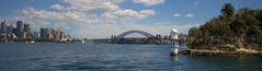 Finest harbour in the world (D.R.M.S.) Tags: sydney nsw sydneyharbour mosmanbay