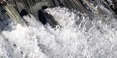 P1190776 (Rimager) Tags: water river waterfall dam fallingwater