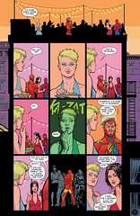 Spider-Woman #1  pag.12 (Javier The Rodriguez) Tags: dennis lopez marvel javier alvaro rodriguez hopeless spiderwoman