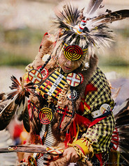18th Chumash Day Pow Wow 4.10.16 2 (Marcie Gonzalez) Tags: california ca people usa man heritage america wow person us dance outfit day dancing native indian north traditions honor 18th dancer tribal malibu southern socal cal american elder indians annual pow tribe ancestors regalia powwow chumash so