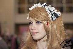 Cherry Lolita (gxle) Tags: portrait canon cherry eos rebel helsinki kiss cosplay lolita ribbon t3i x5 2016 600d rebelt3i kissx5 yukicon 2k16 yukicon2016