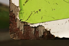 IMG_8296 (jeffers.christie) Tags: old abstract green sign weathered