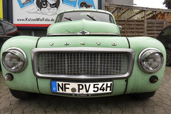 Volvo PV544 (Burminordlicht) Tags: volvo buckelvolvo veteranbil