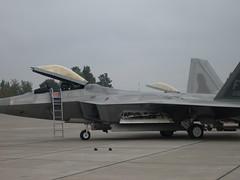 SDC16404 (jperezhot) Tags: raptor militar f22 aviones ejercito fidae2016
