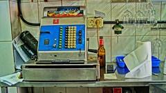 Cash ... (Barbara Bonanno BNNRRB) Tags: cash argent cassa kassa gotovina genkin kontanter   naqad