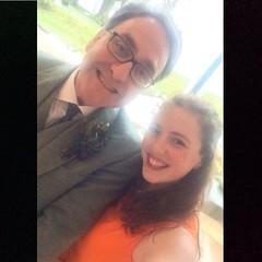 Anthony Martha selfie (reds on tour) Tags: scotland martha anthony selfie kinlochard altskeith
