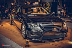 Mercedes S (salas-3) Tags: black car finland photography mercedes carshow mercedess