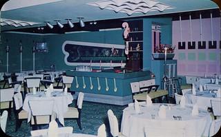 Cafe Des Chutes, Shawnigan Falls, Quebec