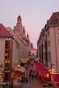 von der Elbpromenade (bomme) Tags: dresden urlaub promenade architektur neumarkt langebelichtung elbpromenade