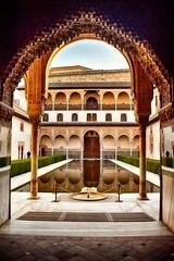 La Alhambra (anto_bueno) Tags: espaa love andaluca spain nikon flickr great andalucia espana reflect alhambra granada nikkor andalusia reflejos espania nikonistas flickrclub alhamr d7200 nikond7200 andaluciagrafias