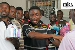 National Waqare Amal at the Maternal and Child Health Hospital in Kumasi, Ashanti Region (17) (Ahmadiyya Muslim Youth Ghana) Tags: youth work hospital amal clean national ashanti region dignity donate ahmadi cleans majlis ahmadiyya khuddamul mkagh waqare