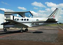 King Air C90B, PR-RMA (Antnio A. Huergo de Carvalho) Tags: king air beechcraft beech kingair c90 c90b prrma