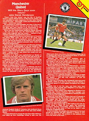 Charlton Athletic vs Reading - 1981 - Page 11 (The Sky Strikers) Tags: road cup magazine reading football athletic parade valley to league wembley charlton the matchday 40p