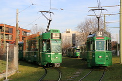 2015-12-05, BVB, Pratteln (Fototak) Tags: switzerland tram basel strassenbahn schindler bvb 502 ligne14 cornichon 652 464 1479 dwag