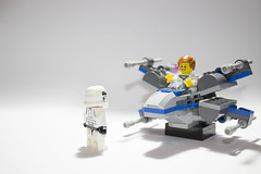 xwing (D rail) Tags: starwars lego stormtrooper xwing minifigs minifigures