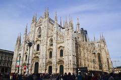 Milan Cathedral (slim studios) Tags: milan church europe sigma1850f28 nikond3100