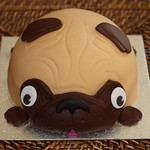 Pug Birthday Cake thumbnail