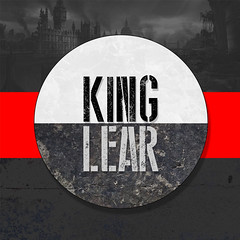 King Lear @purple_coat Fri 22 July @hopemilltheatr1 @GMFringe #Shakespeare400 (gmfringe) Tags: uk red summer england white black festival poster logo manchester design actors play cheshire graphic northwest theatre britain stage events yorkshire text performance shakespeare lancashire entertainment tragedy immersive classical northern drama kinglear rsc stephenfry ancoats judidench kennethbrannagh pollardstreet whatson greatermanchesterfringe hopemilltheatre shakespeare400 purplecoatproductions
