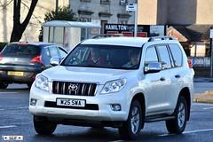 Toyota Land cruiser Prado Hamilton 2015 (seifracing) Tags: cars scotland europe cops britain hamilton scottish security voiture vehicles toyota land british prado van emergency cruiser spotting strathclyde brigade ecosse 2015 seifracing
